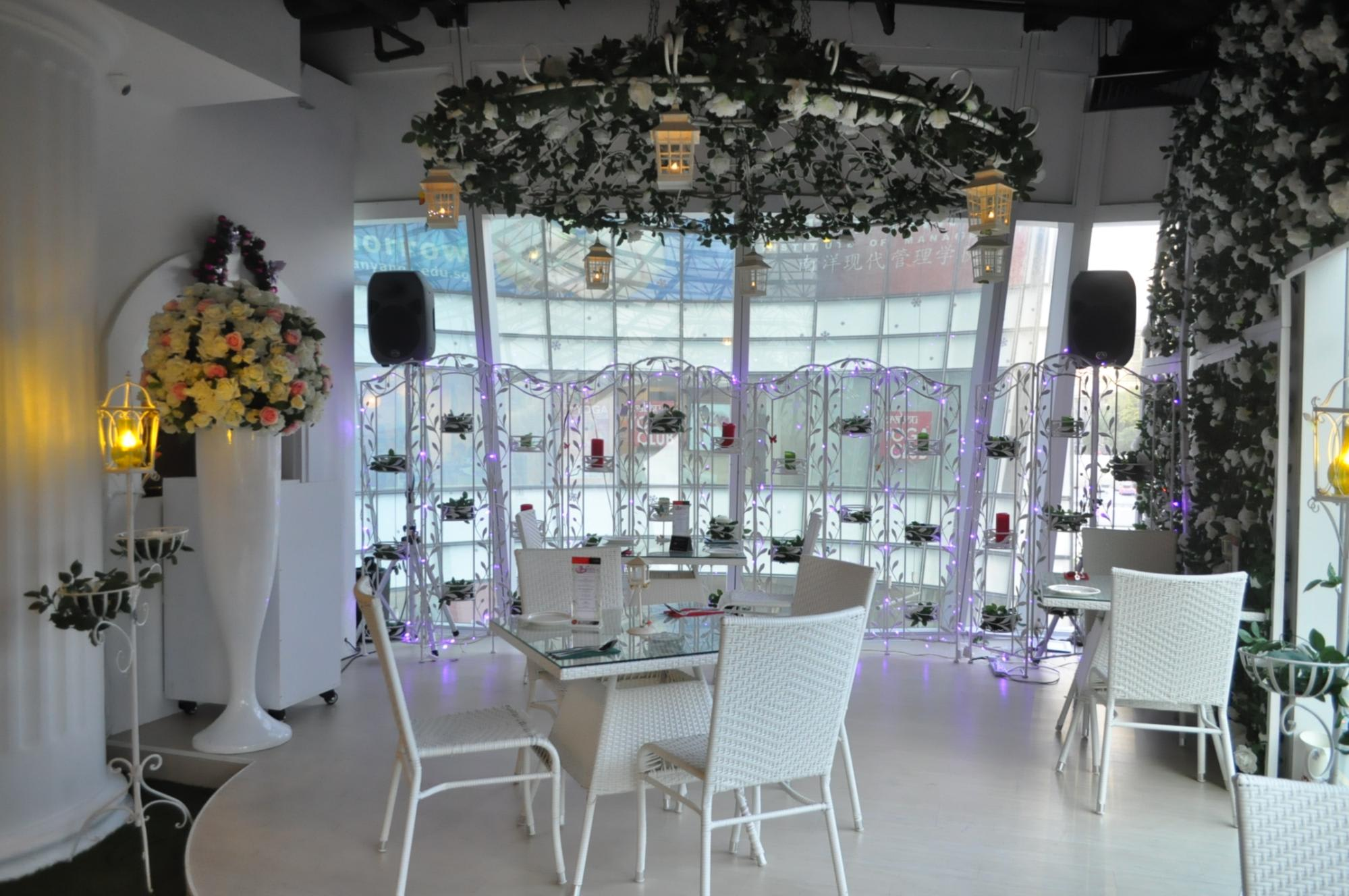 quán cafe ở singapore: blisshouse