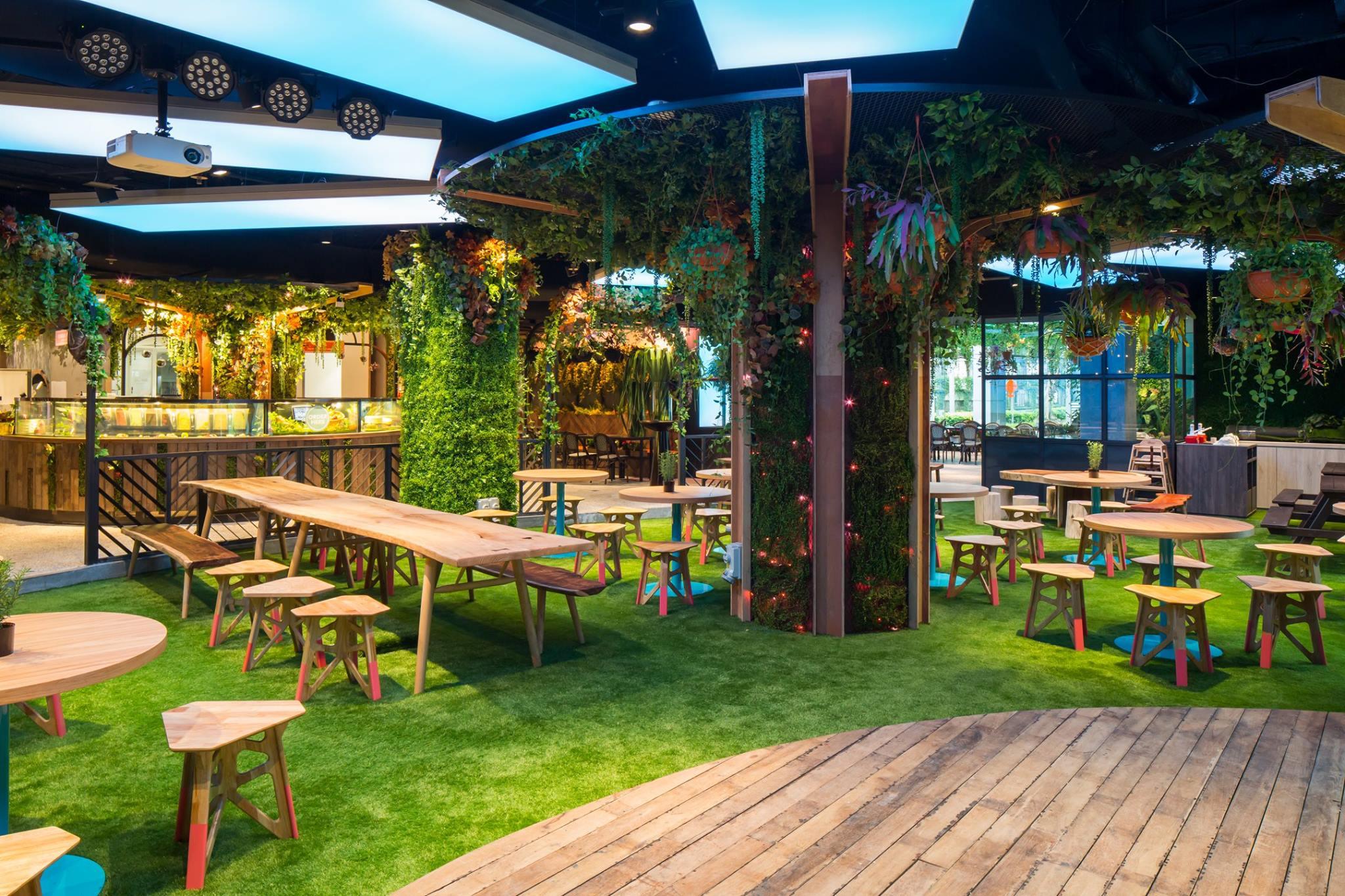 quán cafe ở singapore: picnic sg