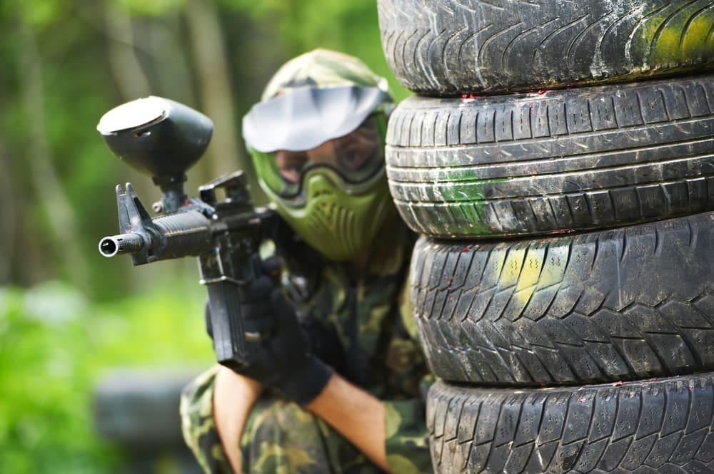 hoạt động ngoài trời ở hong kong: bắn súng sơn