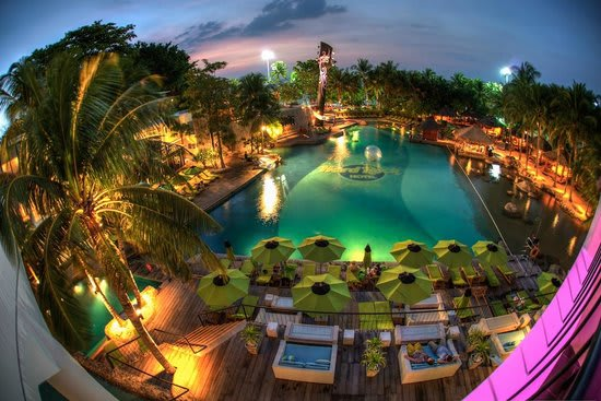 khách sạn hard rock pattaya