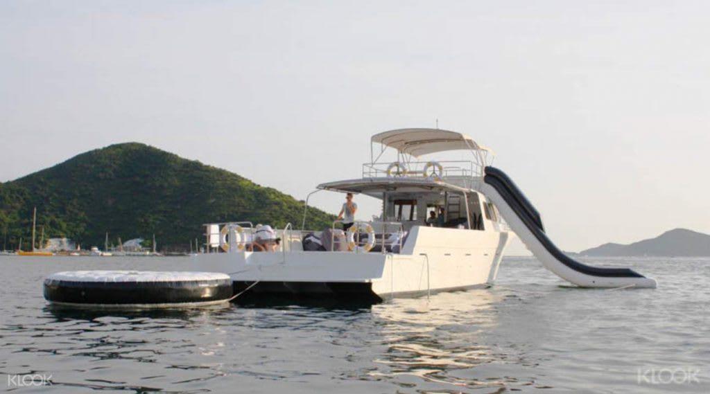 kinh nghiệm du lịch hong kong dành cho các cặp đôi: tour du thuyền riêng