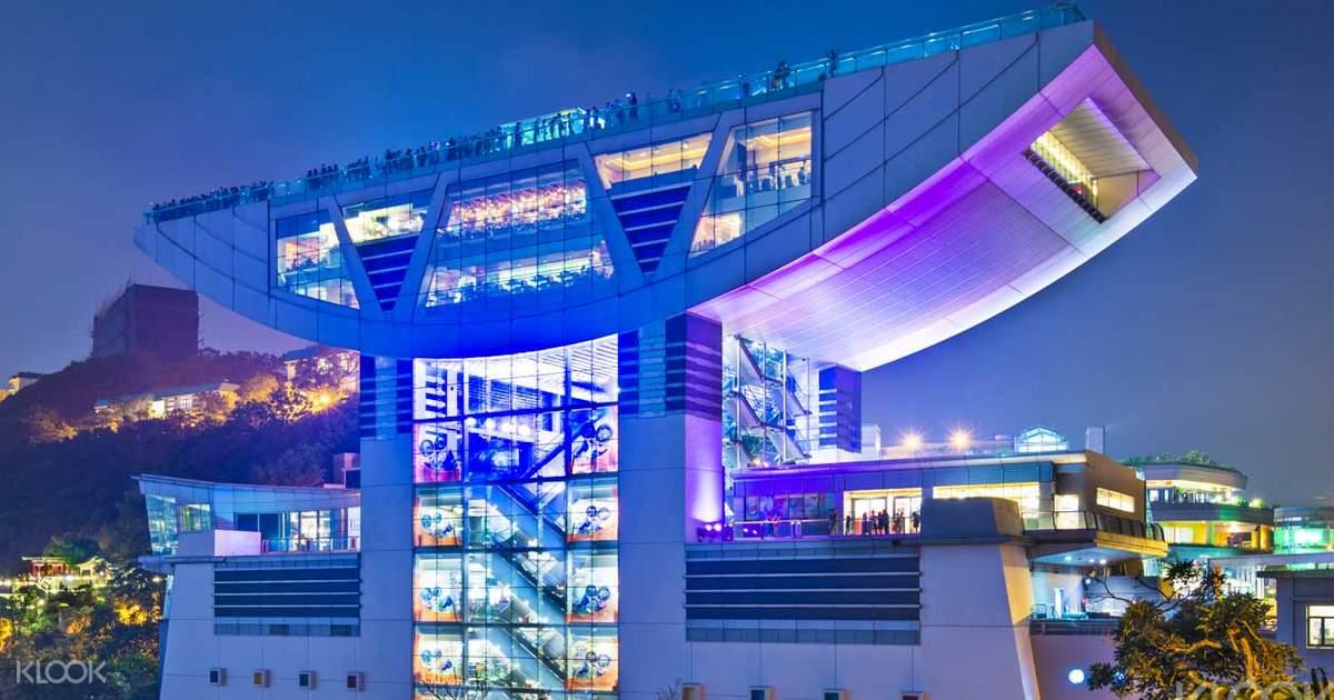 cuối tuần ở hong kong: sky terrace 428