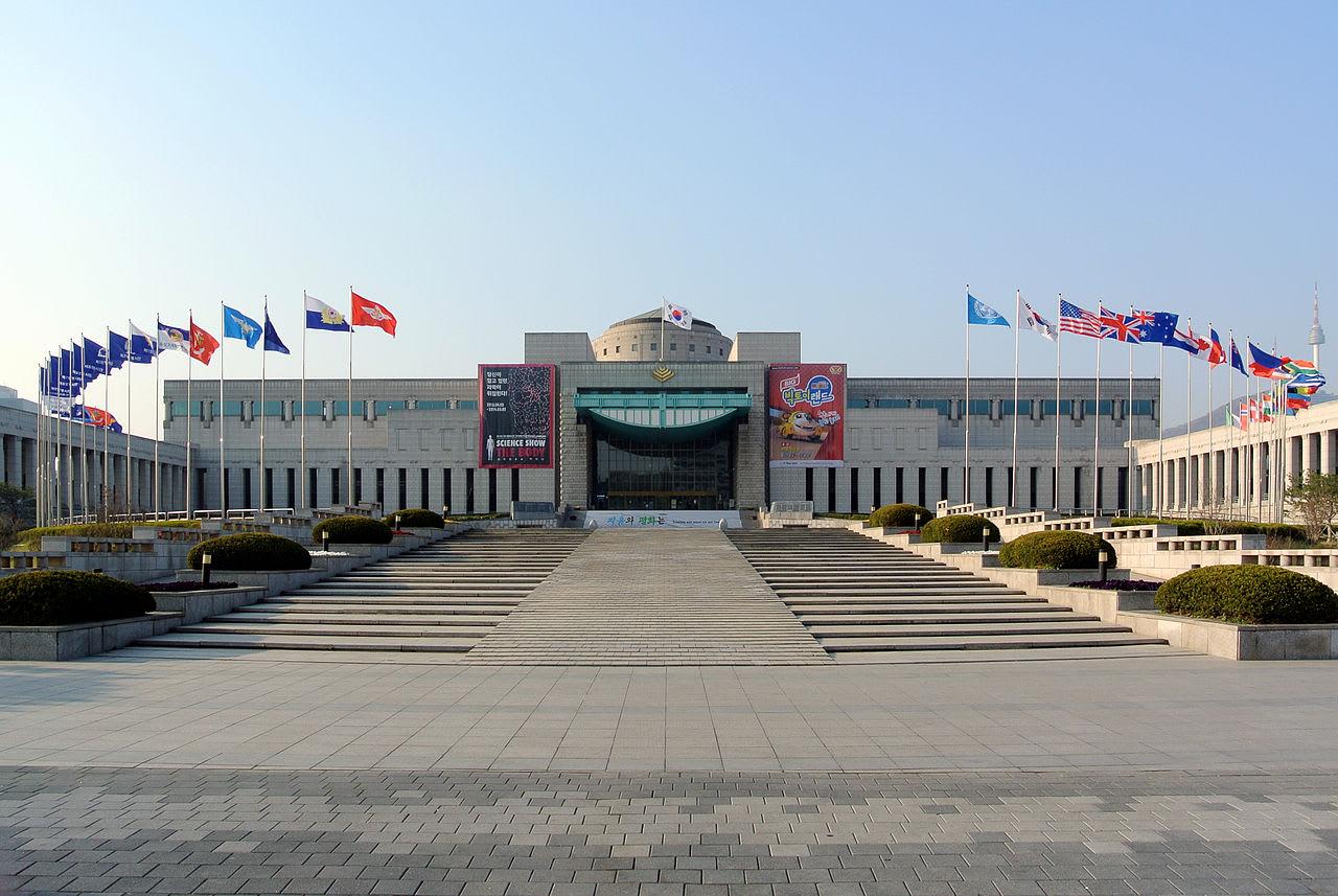 thăm hàn quốc dịp tết trung thu: khu phi quân sự