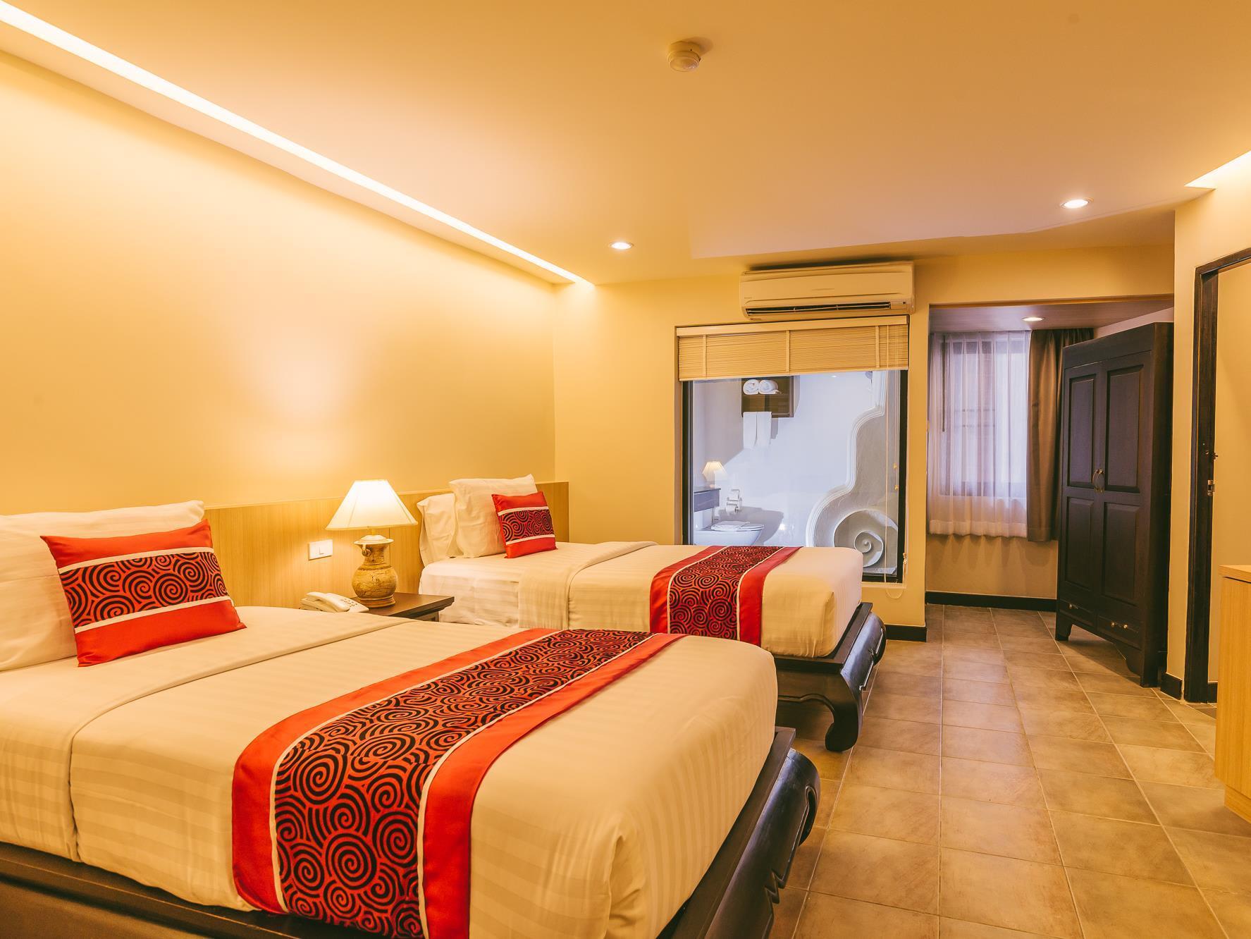 du lịch tự túc chiang mai: raming lodge hotel & spa