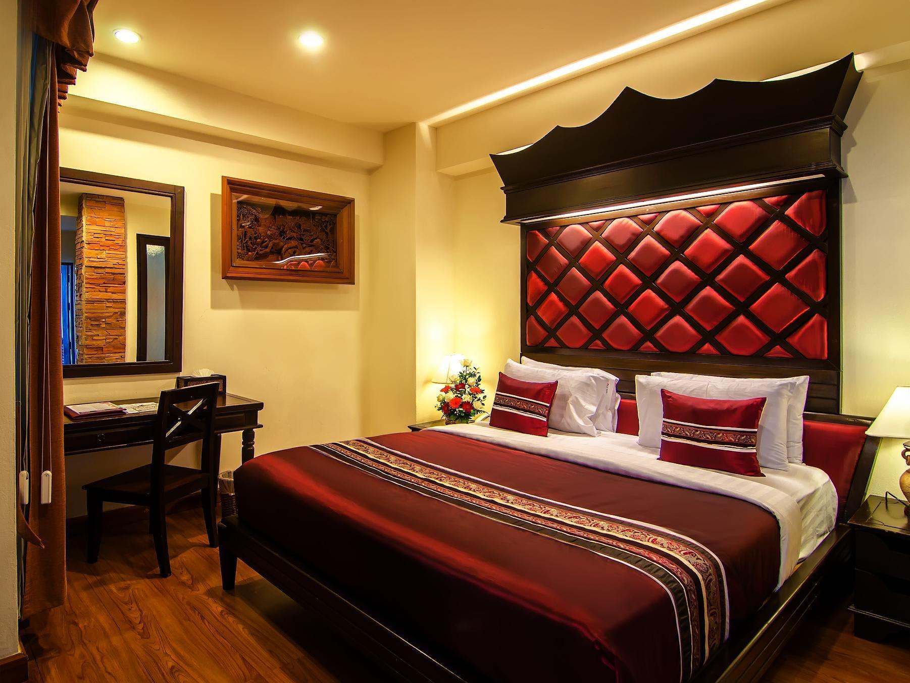 du lịch tự túc chiang mai: khách sạn raming lodge