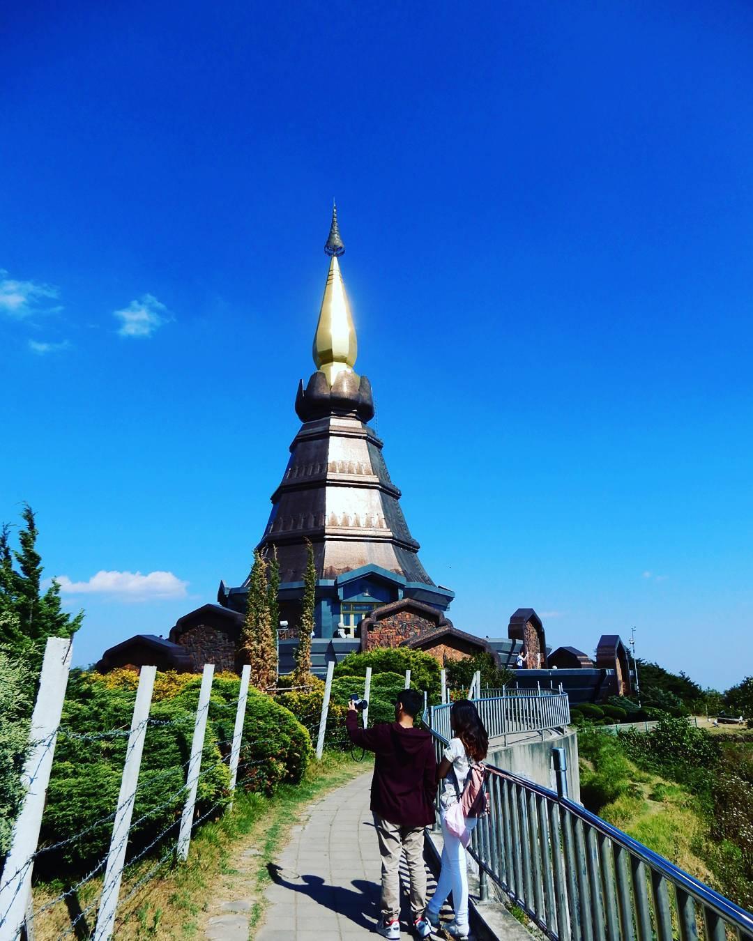 du lịch tự túc chiang mai: công viên doi inthanon