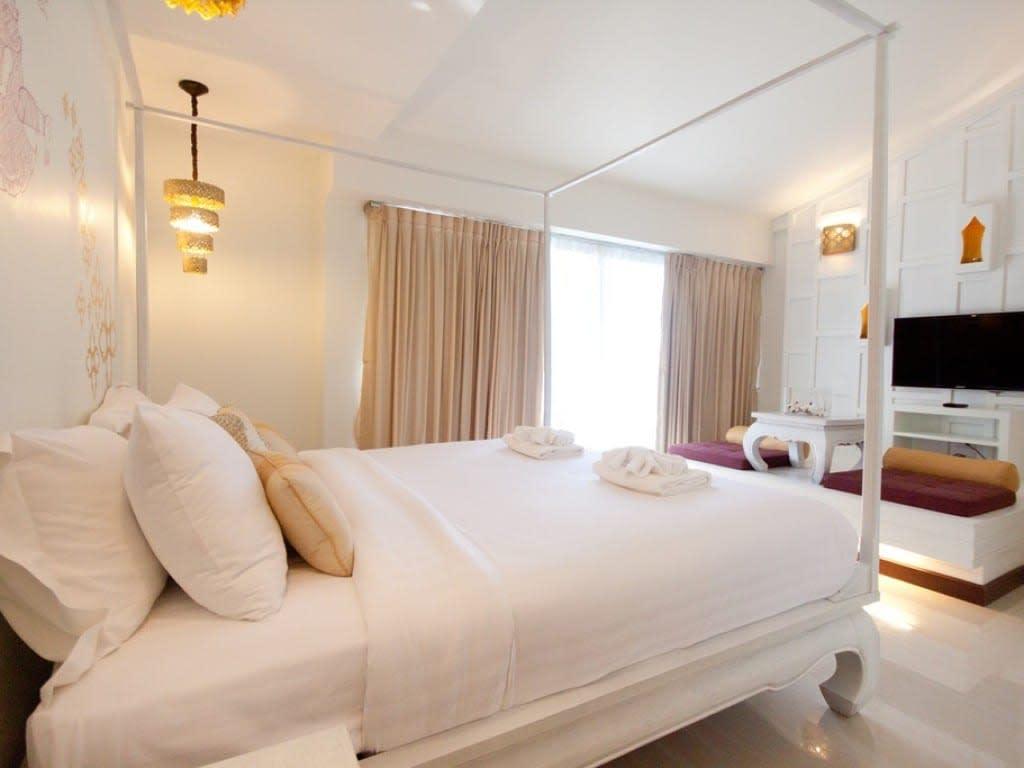du lịch tự túc chiang mai: khách sạn nimman mai design