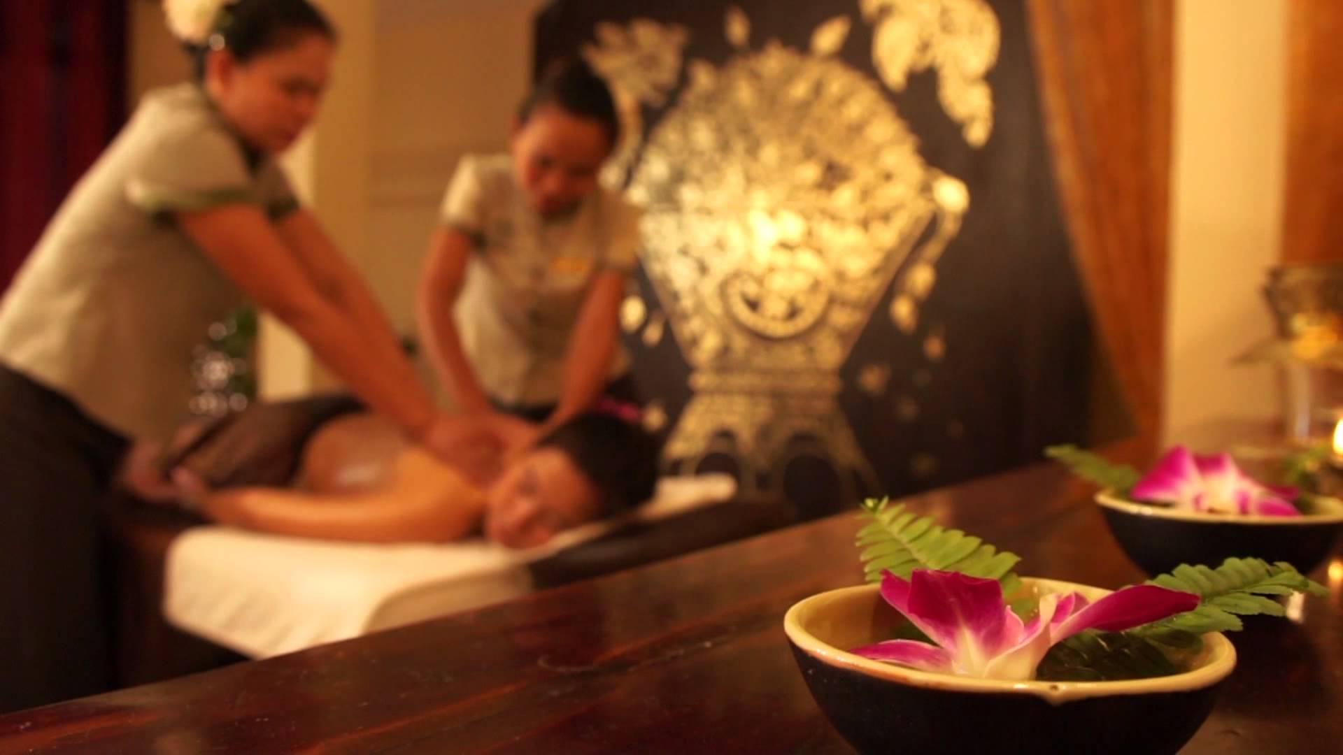 du lịch tự túc chiang mai: spa
