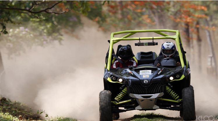 du lịch tự túc chiang mai: đua xe ATV