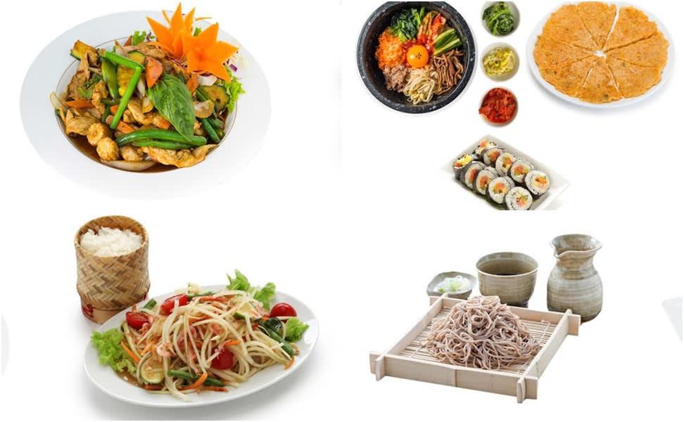 Ăn Chay Ở Châu Á: Tuy Khó Mà Dễ 1