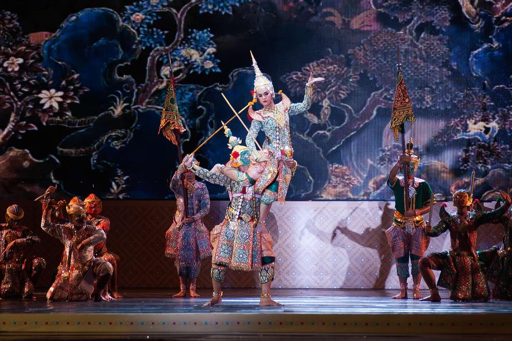 siam niramit là một trong những show diễn ở bangkok phải xem