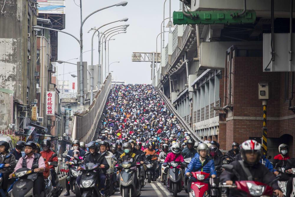 thuê xe máy và xe hơi ở đài loan để đi quanh phố