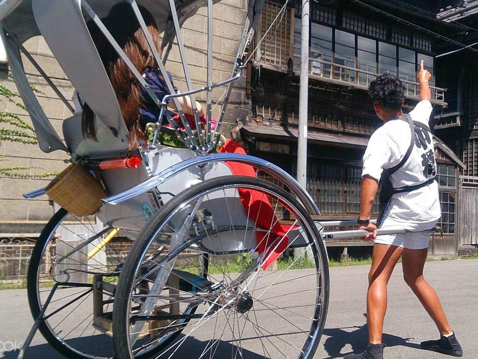 hướng dẫn sử dụng jr pass khu vực hokkaido: xe kéo otaru