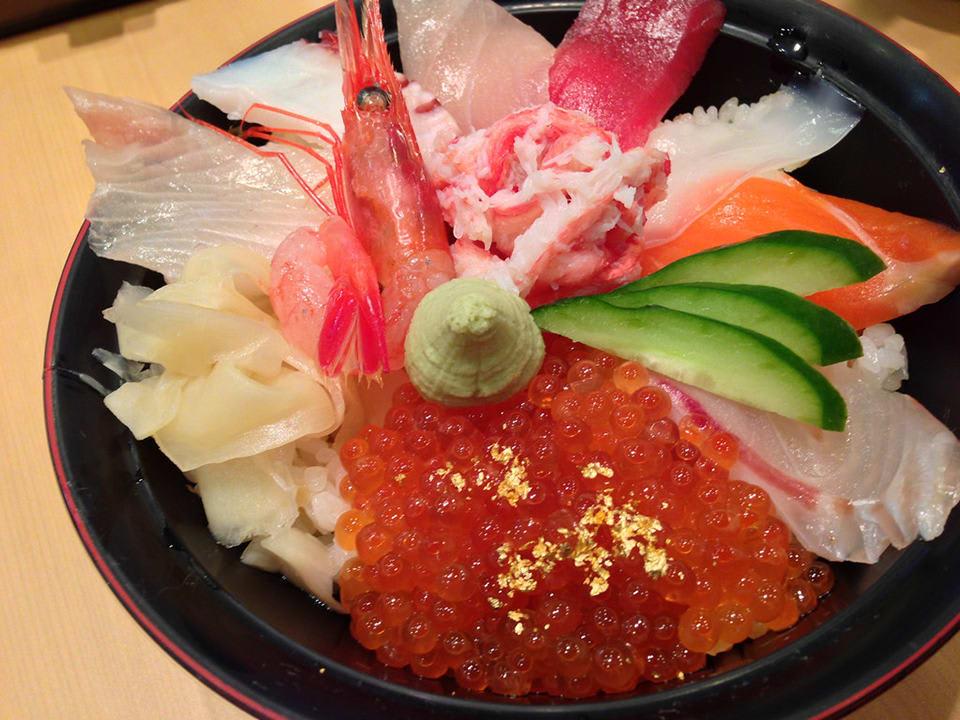 hướng dẫn sử dụng jr pass khu vực hokkaido: donbori yokocho ichiba