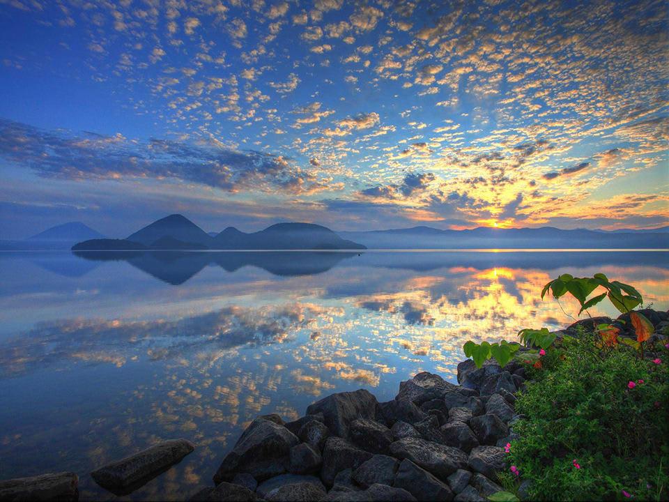hướng dẫn sử dụng jr pass khu vực hokkaido: hồ toya
