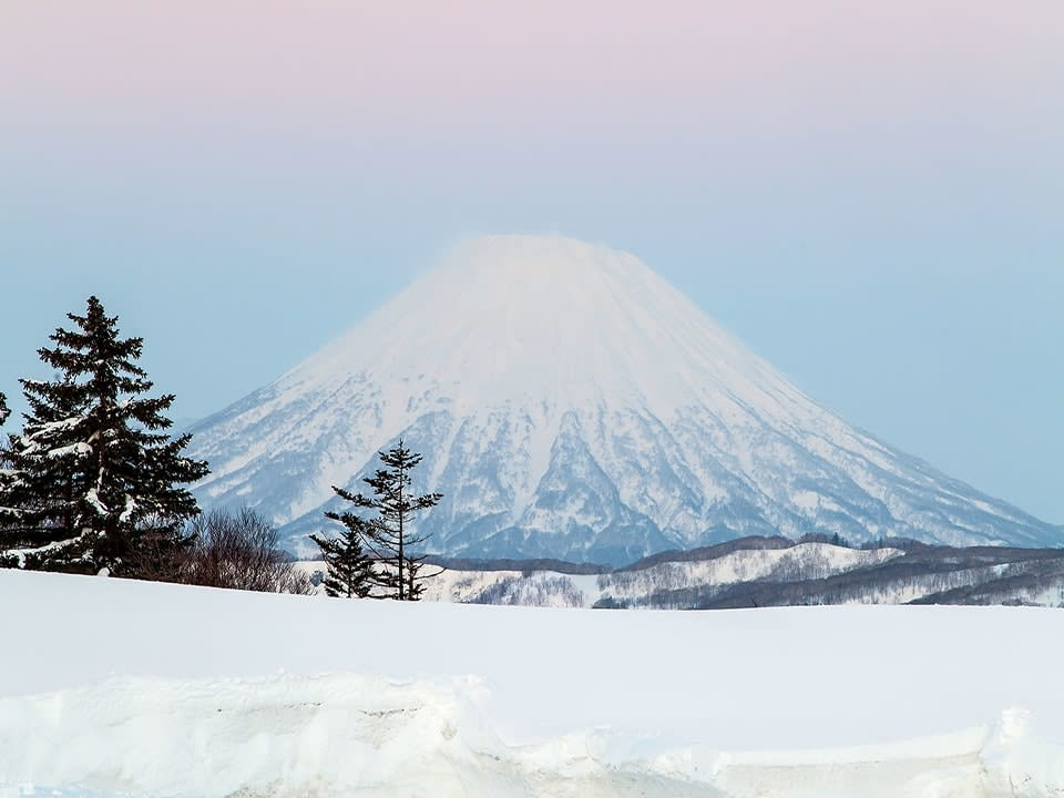 hướng dẫn sử dụng jr pass khu vực hokkaido: núi yotei