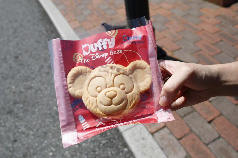 công viên đại dương tokyo disneysea: bánh duffy