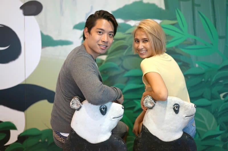 khám phá river safari với món panda pau