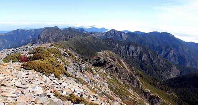 vườn quốc gia shei pa là điểm nên đến trong 3 ngày ở đài loan