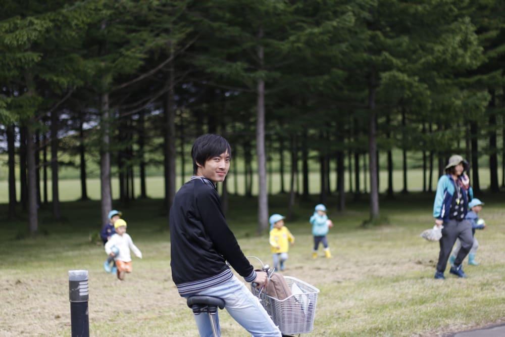 mùa thu ở hokkaido: đạp xe quanh công viên moerenuma