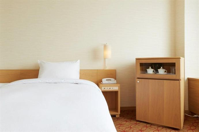 mùa thu ở hokkaido: keio plaza hotel sapporo