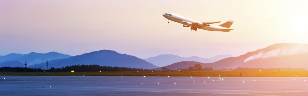 mùa thu ở hokkaido: máy bay