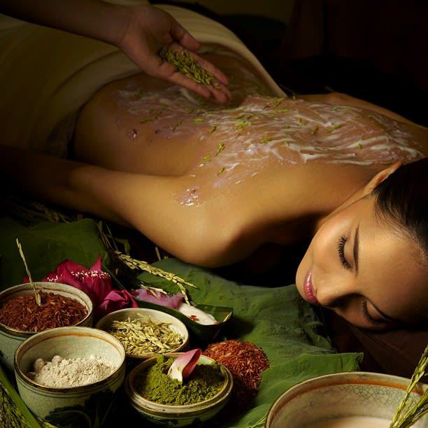 massage tại divana spa