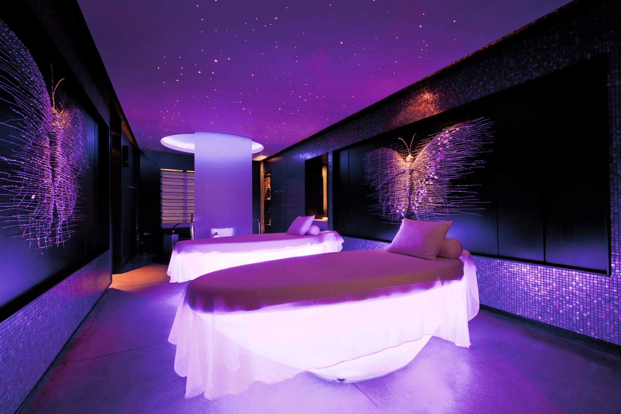 phòng massage tại away spa