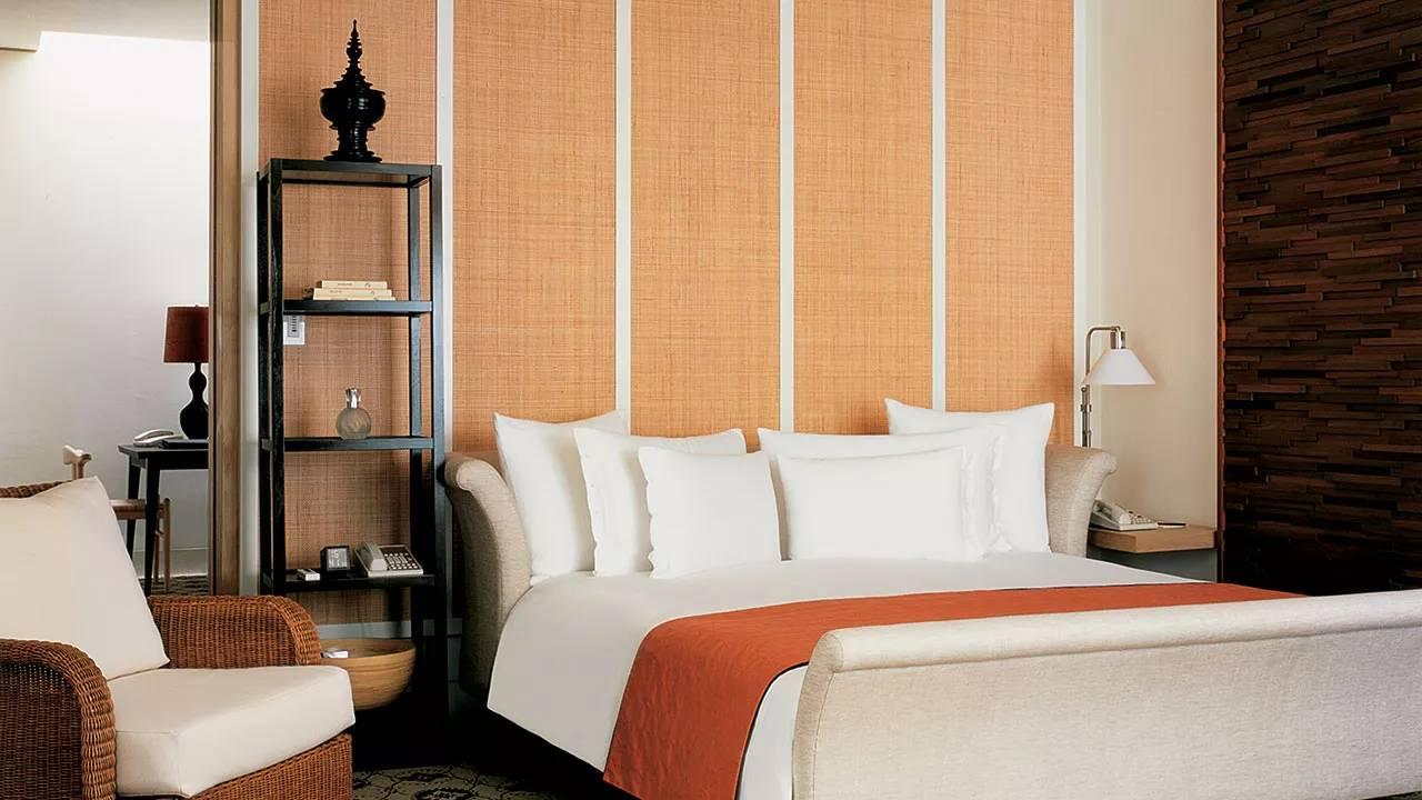 phòng nghỉ tại I.SAWAN Residential Spa & Club
