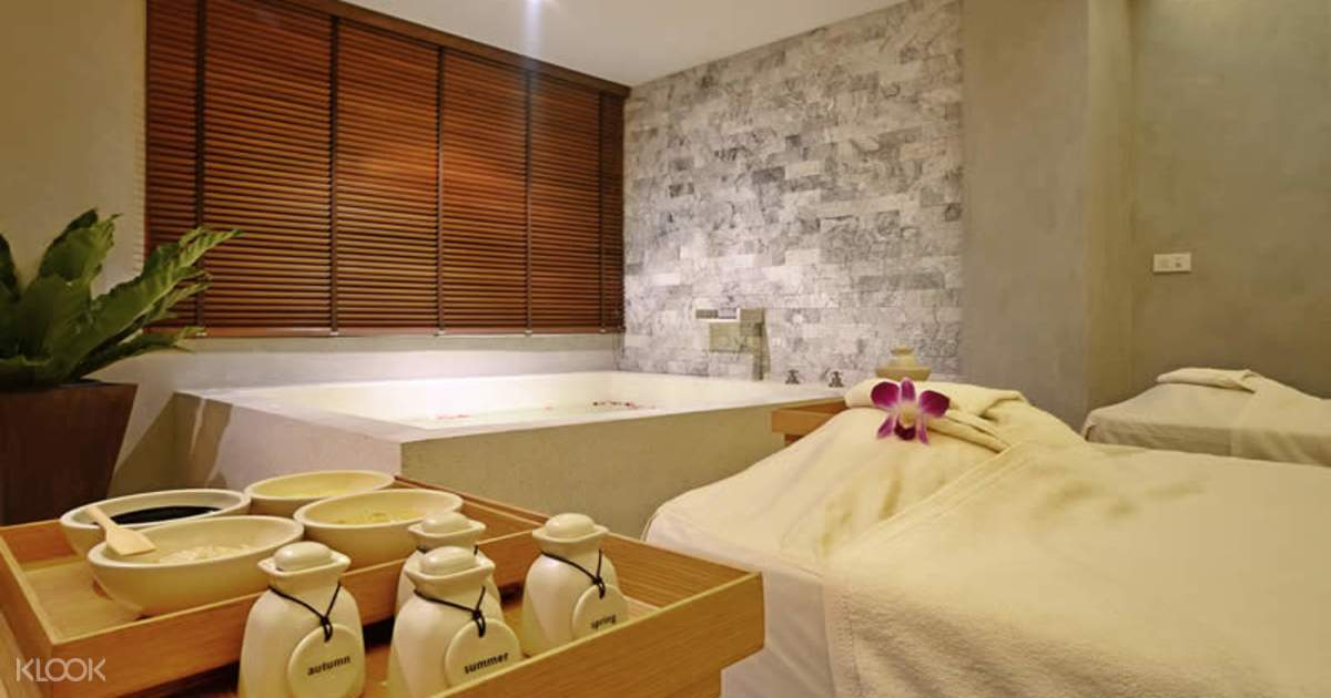 phòng massage tại let's relax spa