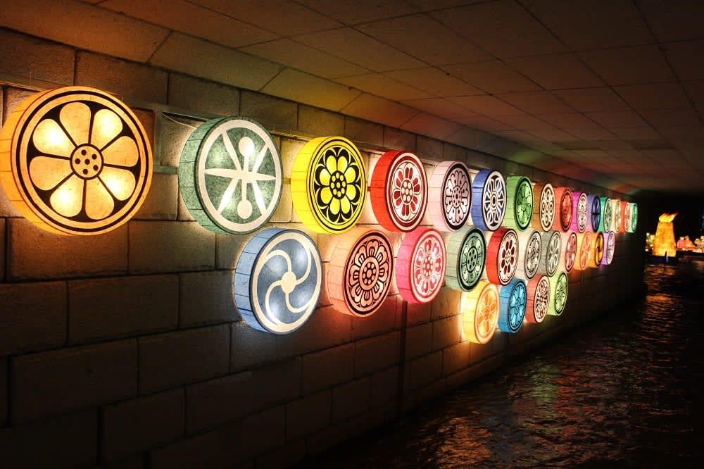 lễ hội đèn lồng ở suối cheonggyecheon là một trong những địa điểm lãng mạn nhất seoul