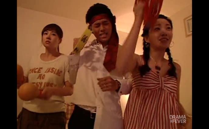 cảnh trong phim My name is Kim Sam Soon