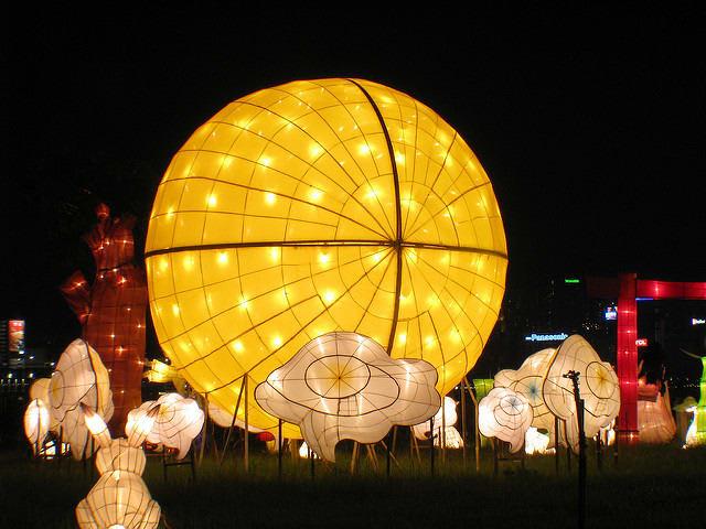 công viên victoria hong kong là một địa điểm du lịch mùa trung thu