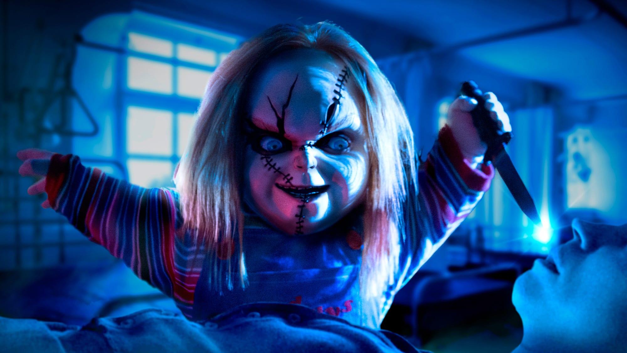 halloween tại universal studios nhật bản: chucky's hospital ward of hell