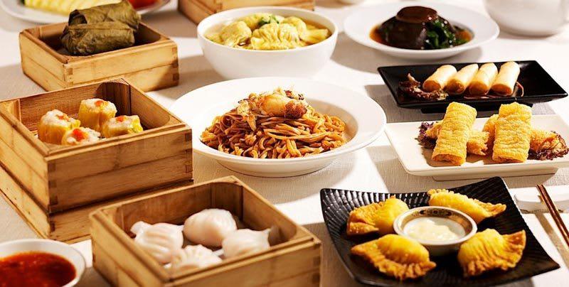 dim sum là một trong 30 món ăn ở singapore phải thử