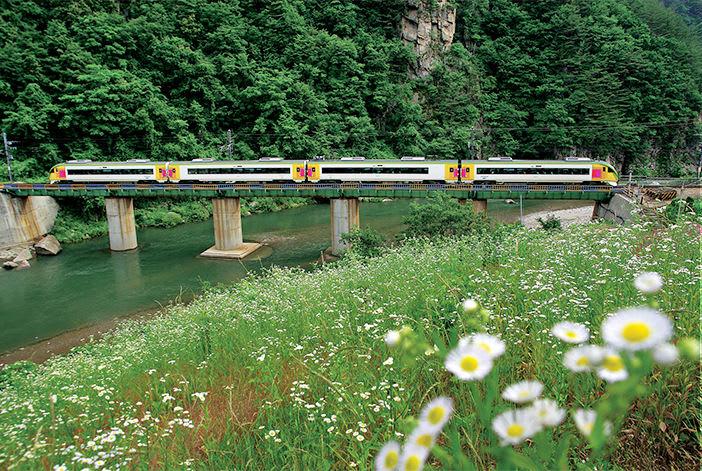 khám phá ngoại ô seoul bằng tàu hỏa korea's o và korea's v