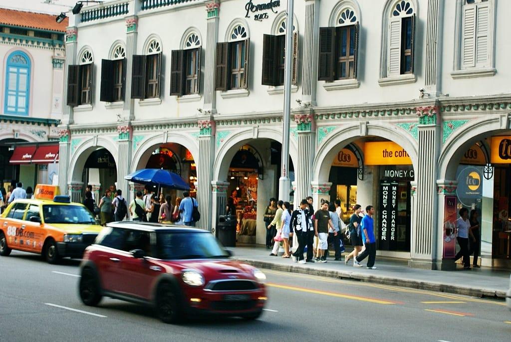arab street là một trong những điểm đến ở singapore cho hội độc thân