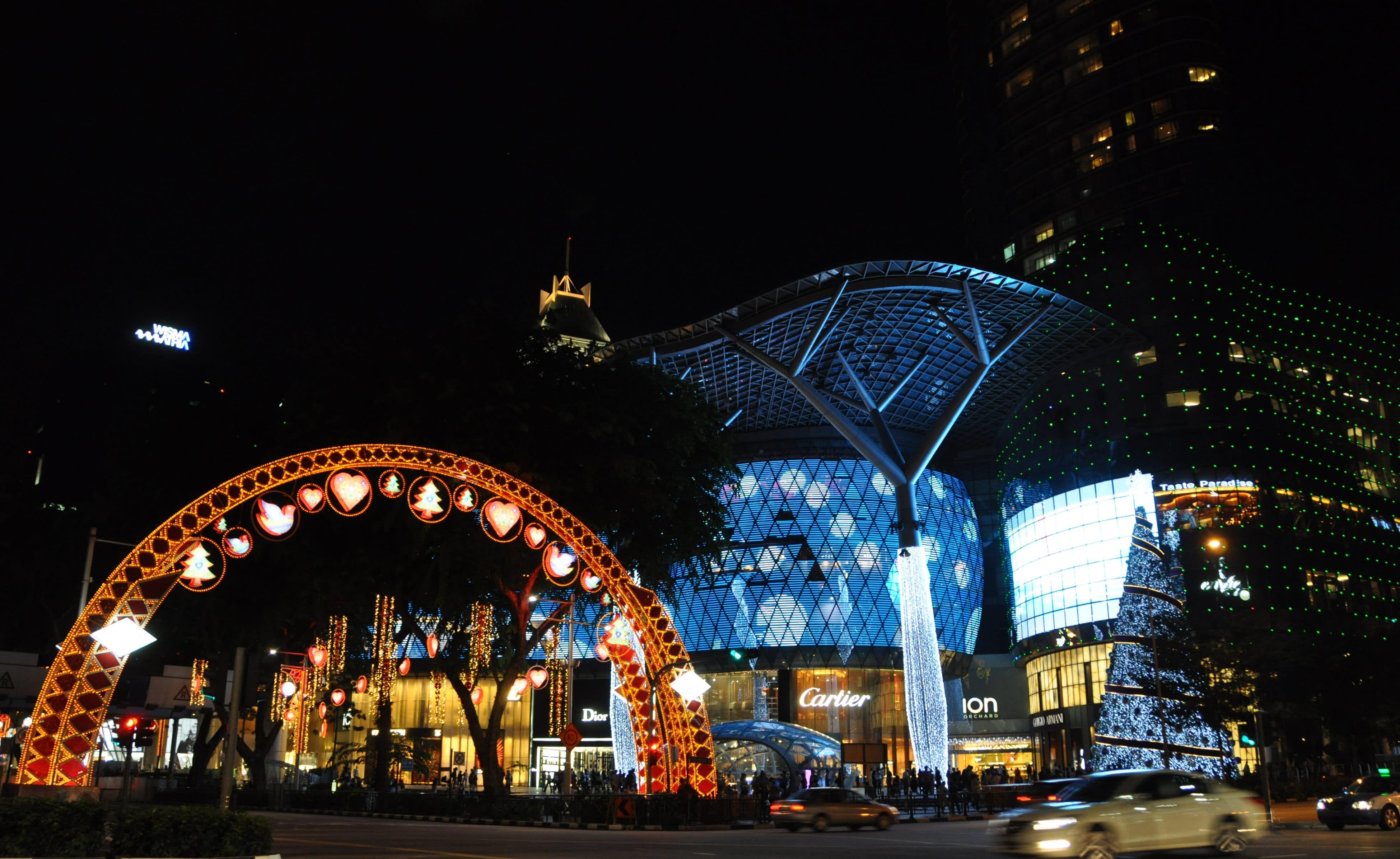 các quán bar ở arab street là một trong những điểm đến ở singapore cho hội độc thân
