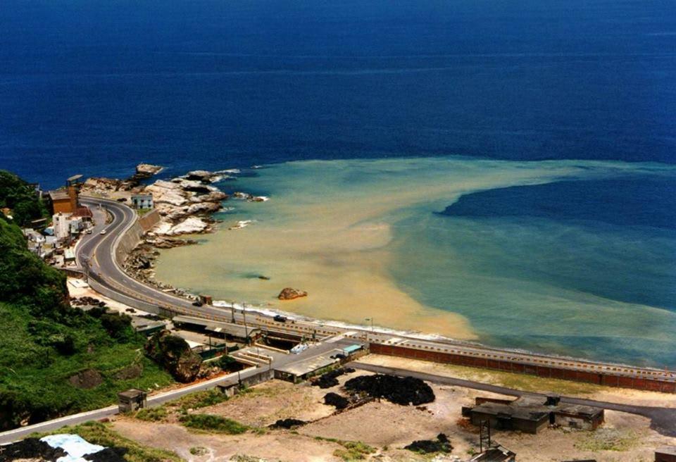 biển âm dương là một nơi đáng đến khi khám phá đài bắc