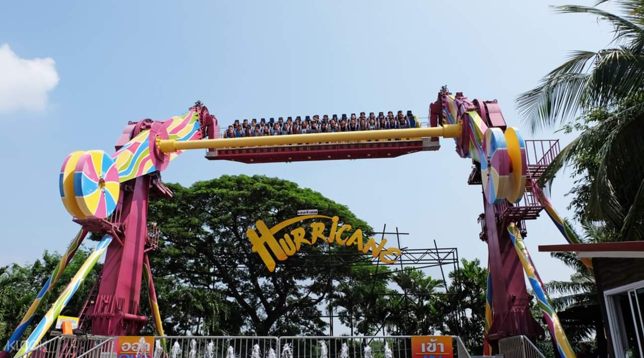 các trò chơi cảm giác mạnh là hoạt động ở bangkok phải thử