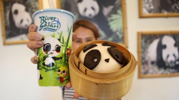 ăn bánh tại mama panda là một trong những hoạt động tại singapore