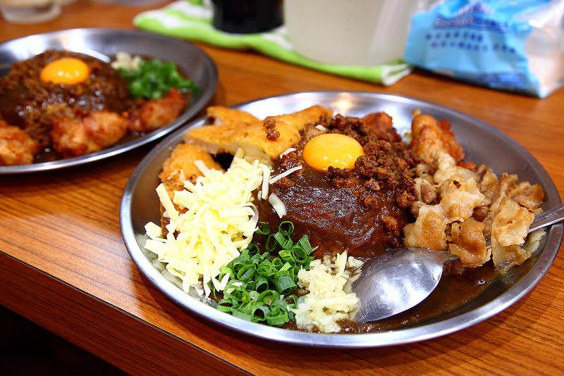 cơm cà ri là một trong 10 món ăn ngon ở đài loan