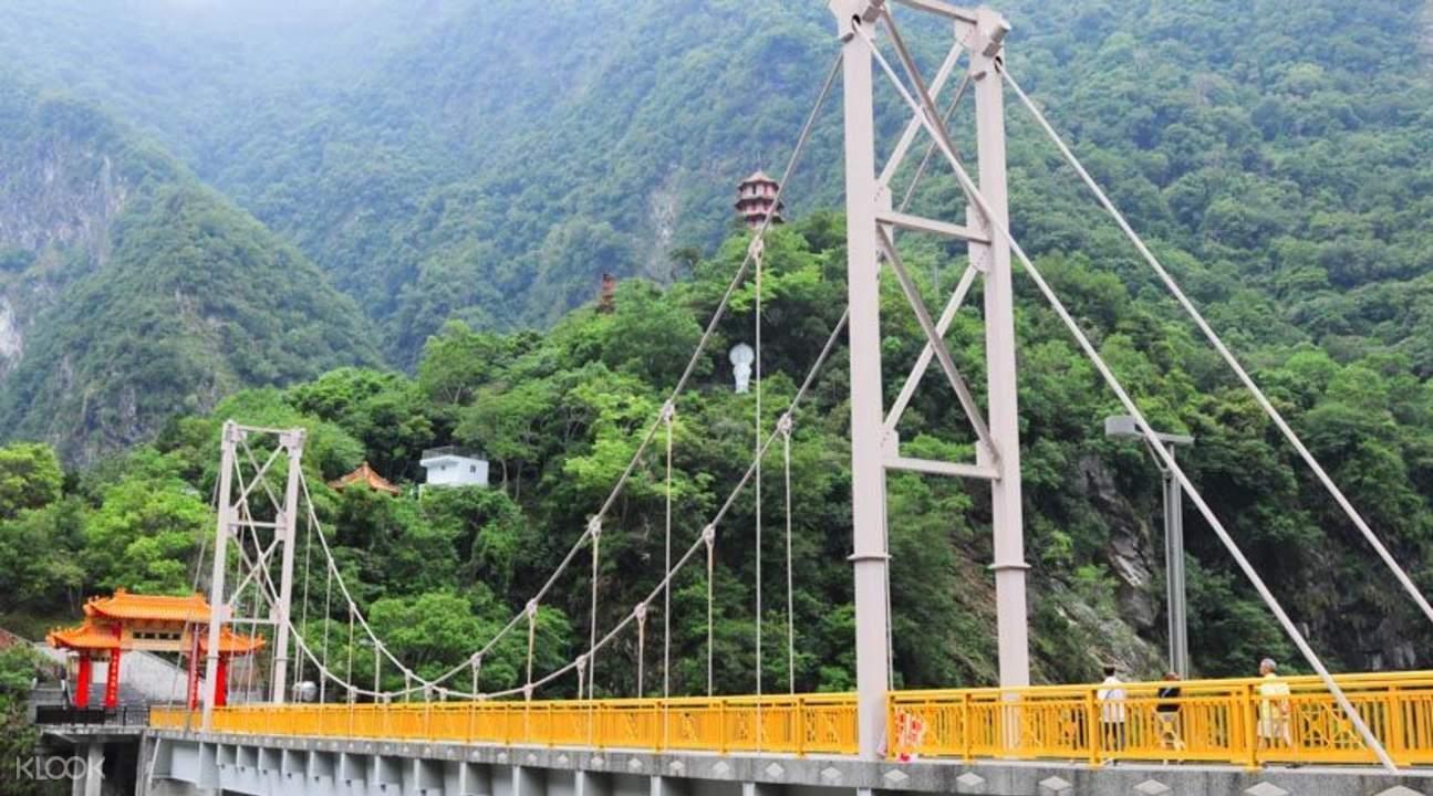 ghé công viên quốc gia taroko là một bí kíp du lịch đài loan