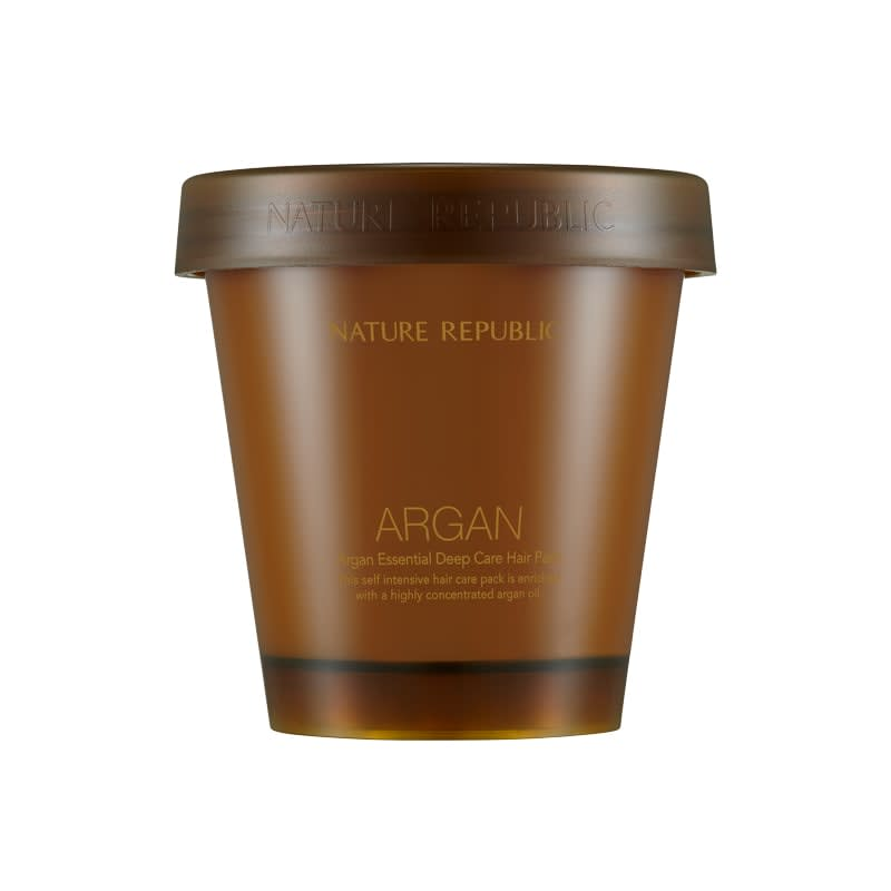 mua sắm ở myeongdong: Argan Essential Deep Care Hair Pack
