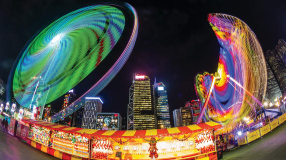 lễ hội hoành tráng nhất singapore: mua vé dự lễ hội marina bay