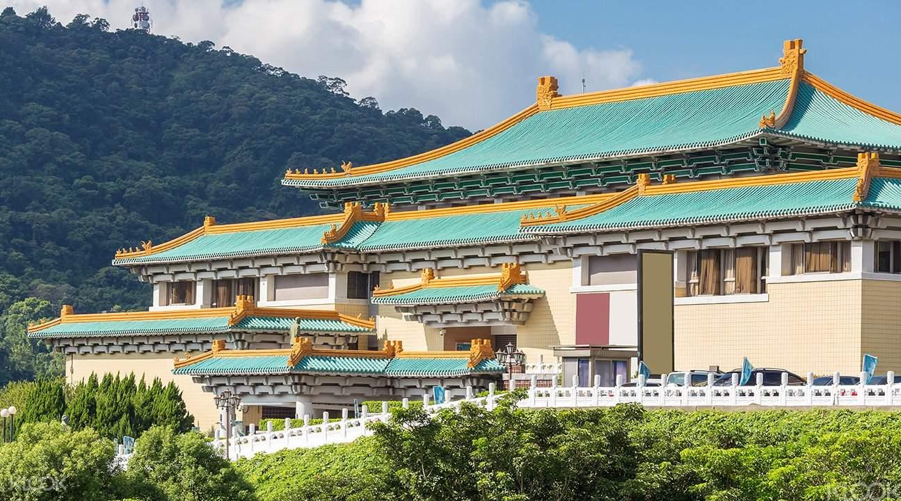 khám phá trọn đài loan với bảo tàng cung điện quốc gia