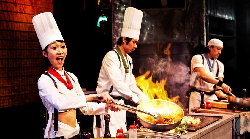 nanta show là một trong 10 hoạt động tại seoul được yêu thích