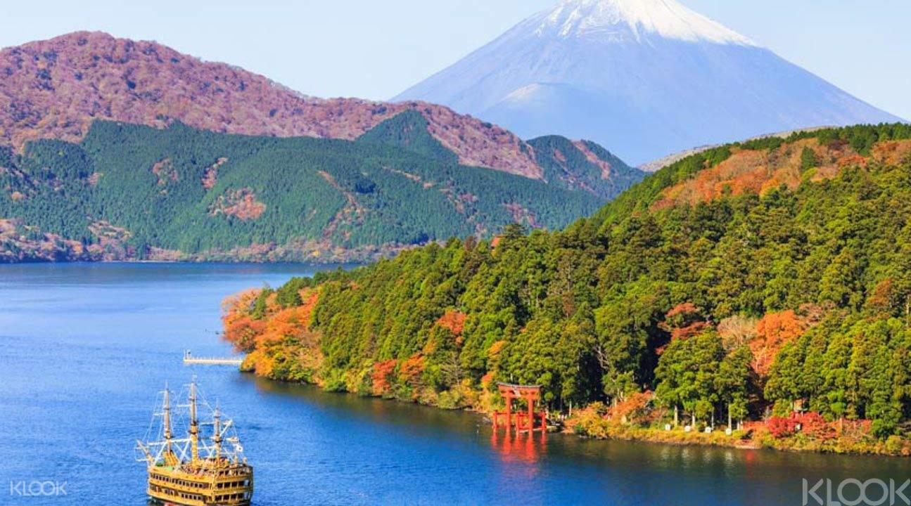 tour núi phú sĩ và hakone là một trong 10 hoạt động tại tokyo được yêu thích