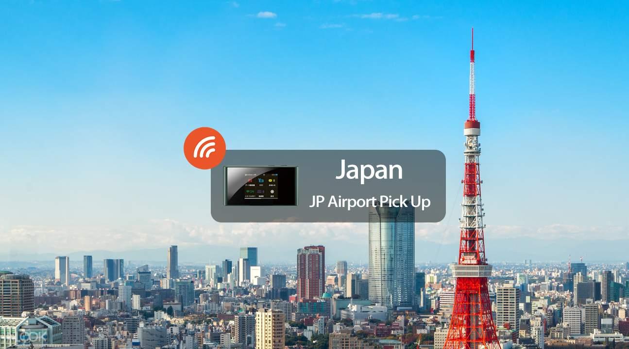 thiết bị phát wifi 4g là một trong 10 hoạt động tại tokyo được yêu thích