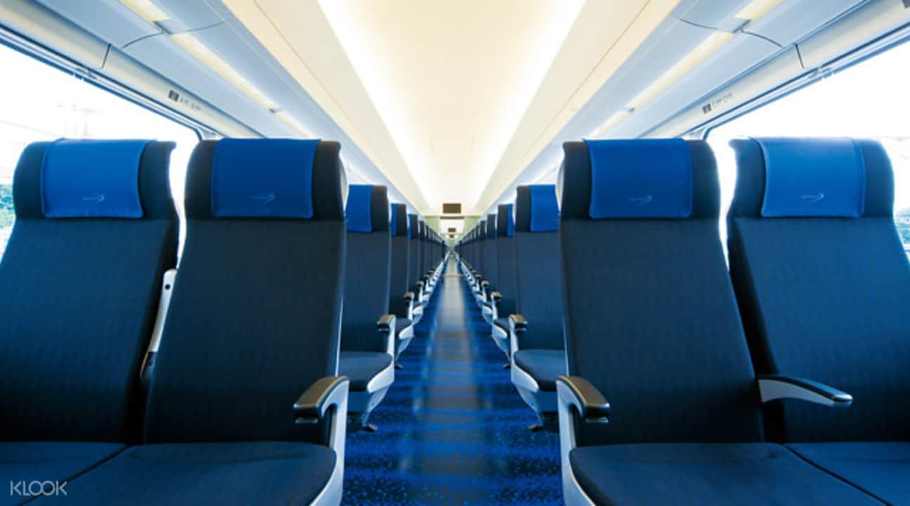 tàu cao tốc tokyo skyliner là một trong 10 hoạt động tại tokyo được yêu thích